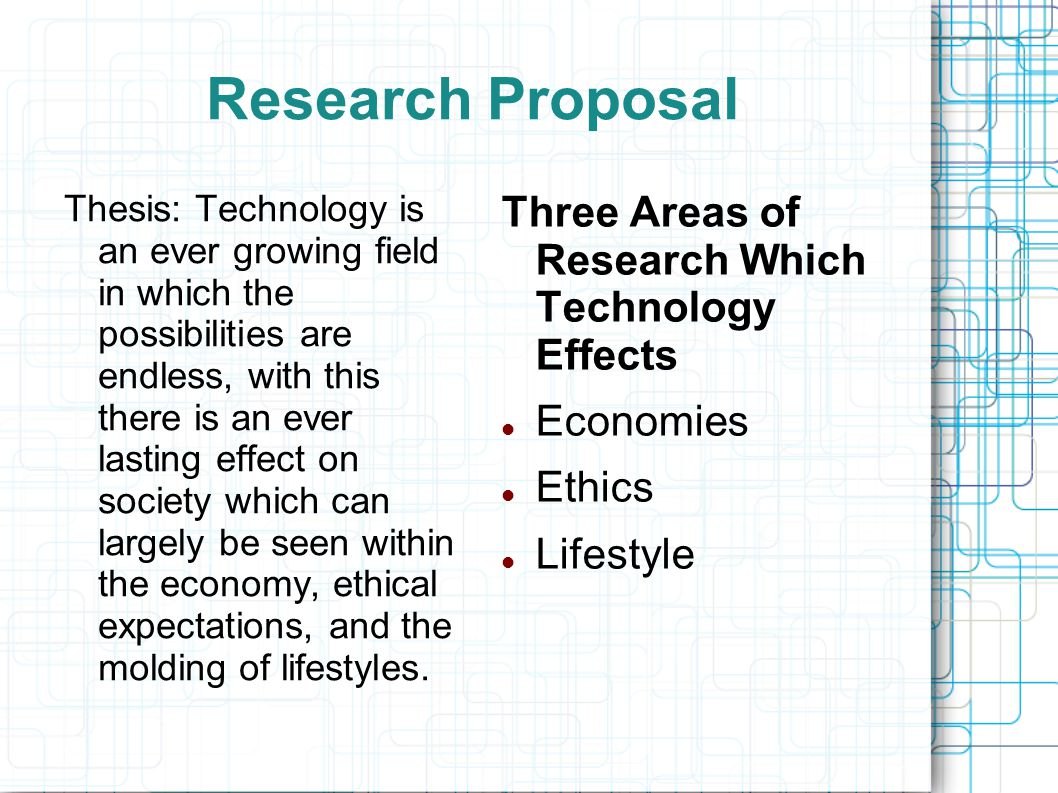 research proposal for thesis Get a sample dissertation, thesis example and research proposal sample from mastersthesiswritingcom for free.