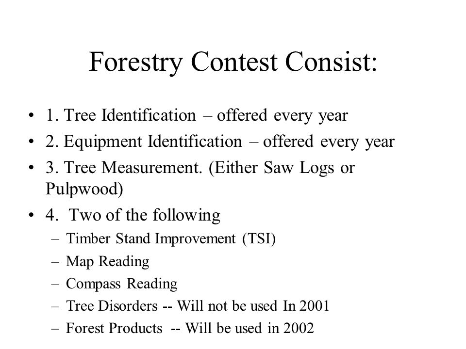 Northeast arkansas district forestry contest forestry contest the tree identification offered every year 2 sciox Gallery