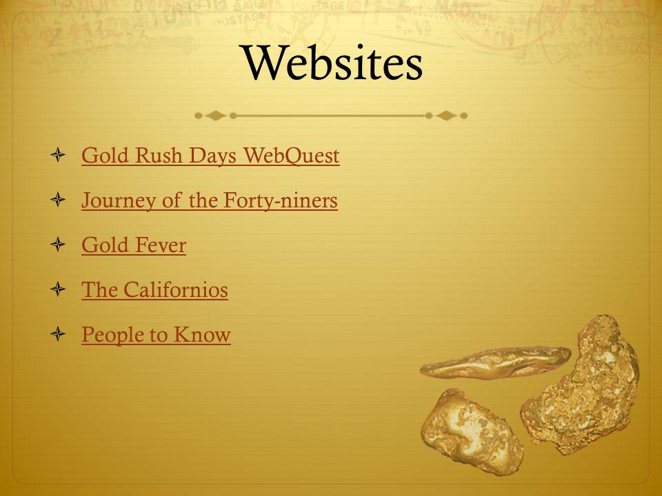 Gold-Websites