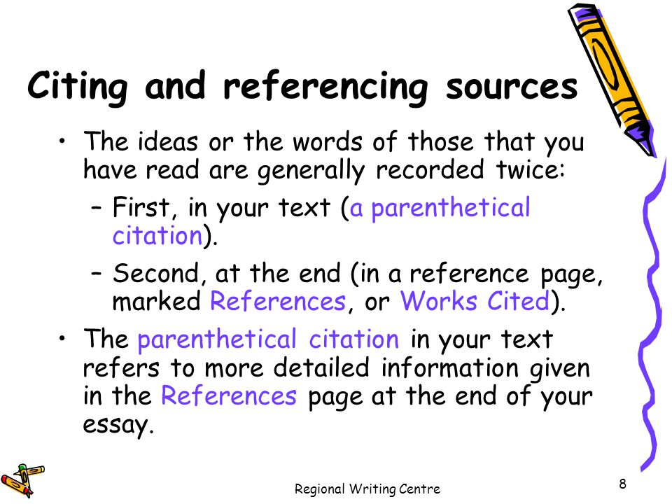 Write my how to reference in essays