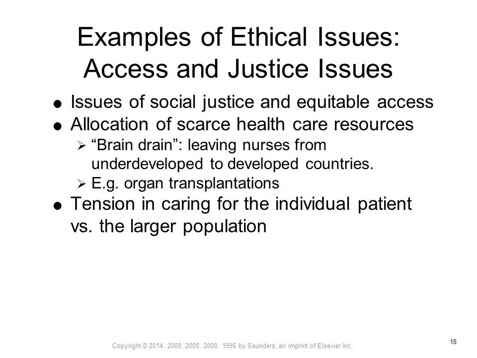 Ethical issues on end of life care decision making process | Term
