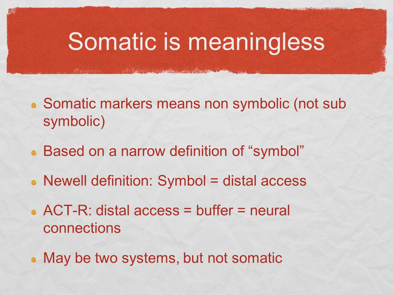 Is the amygdala a production system robert l west institute of 9 somatic biocorpaavc