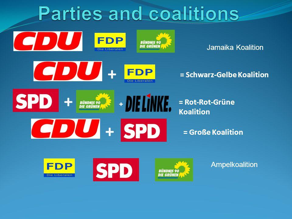 große koalition deutschland