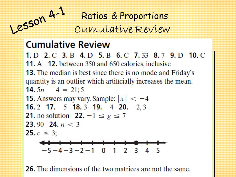 Homework And Practice 7-4 - image 9