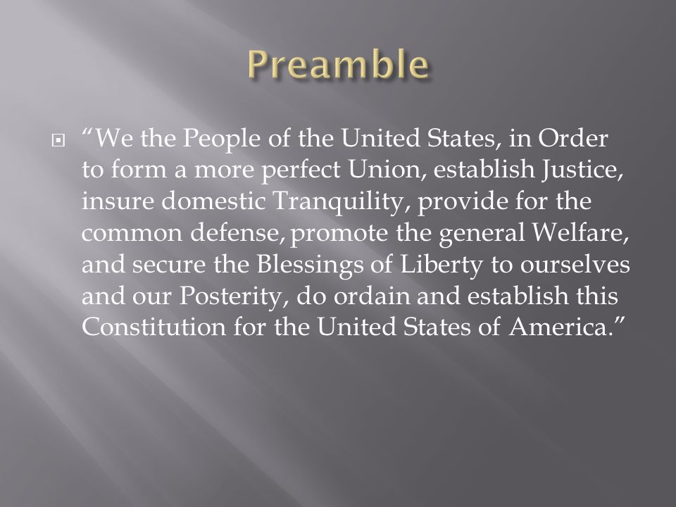 United States Constitution - ppt download