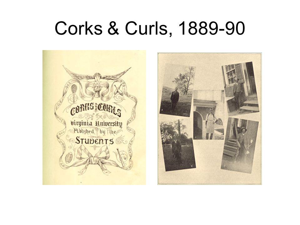 Corks & Curls, 1889-90