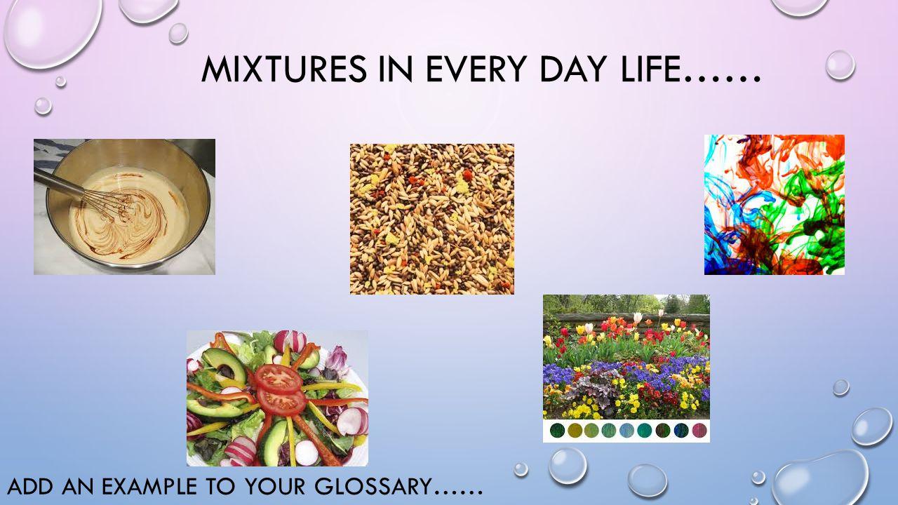 Examples Of Mixtures In Science 8816 | RIMEDIA