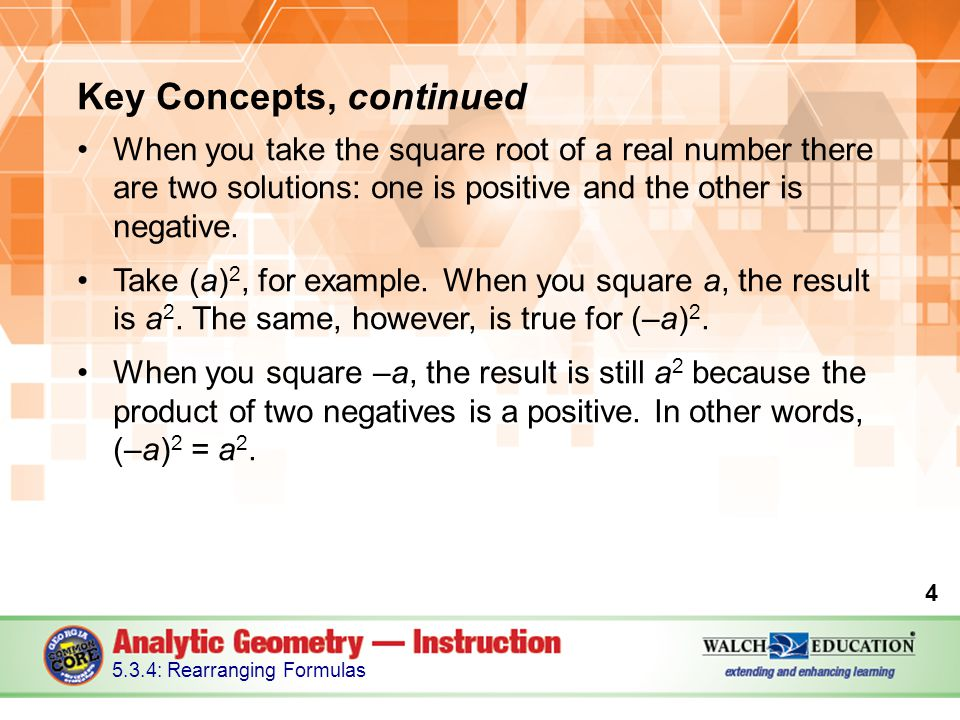 Introduction the formula for finding the area of a trapezoid is a 4 key concepts ccuart Image collections