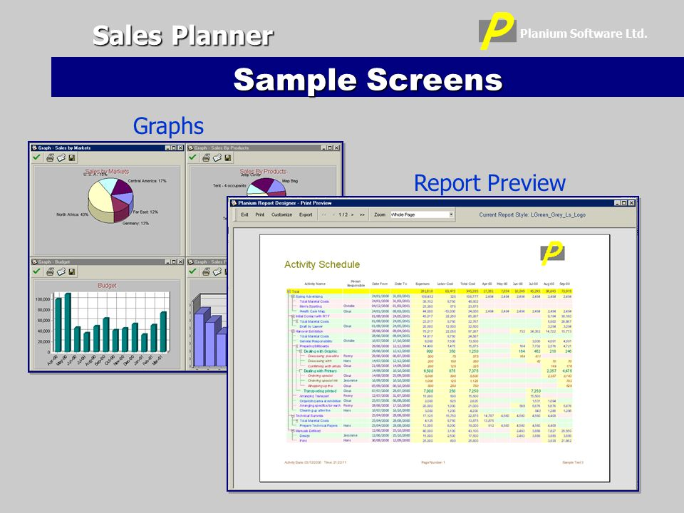 1 Sales Planner Planium Software Ltd. Plan and monitor your sales ...
