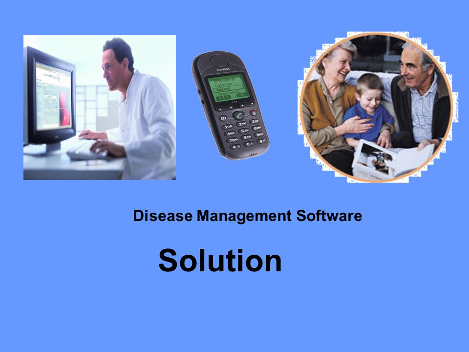 Disease Management Software Solution