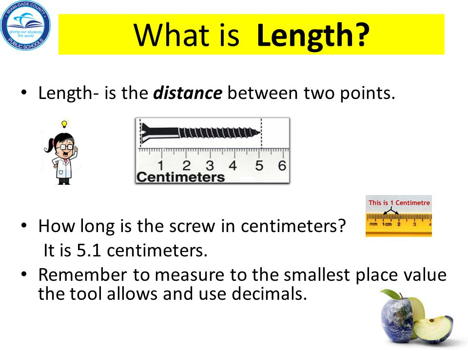 What tools do scientists use to measure length or distance ruler tape measure meter stick