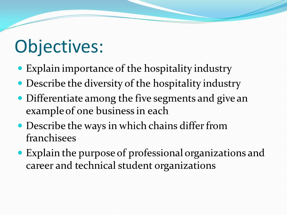 thesis topic about hospitality industry in the phillipines