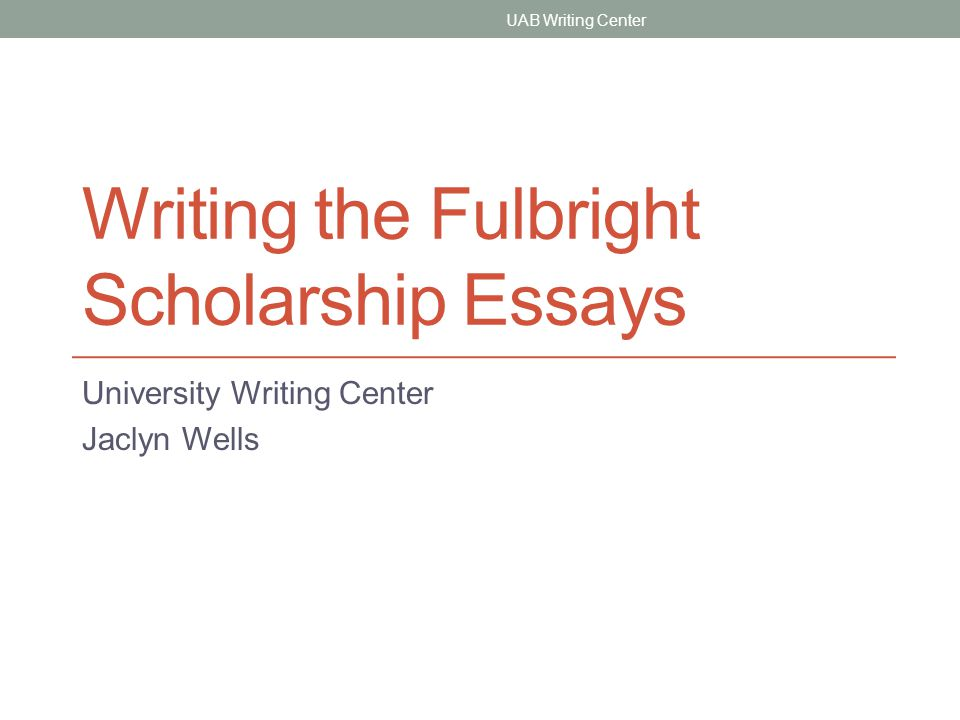 help with writing a essay for scholarships
