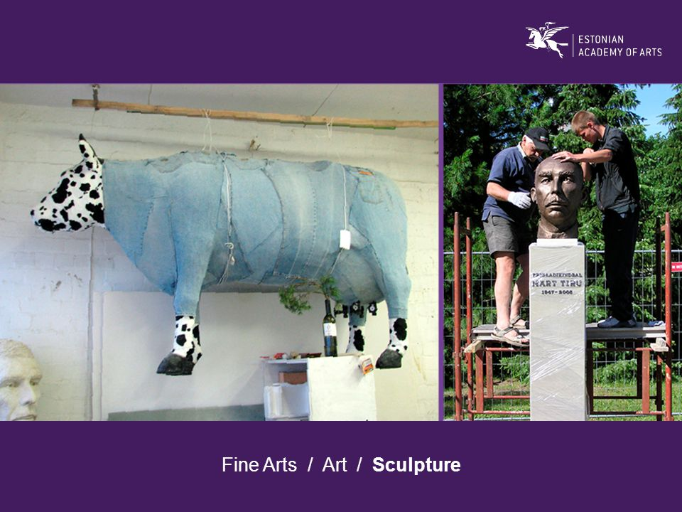 Fine Arts / Art / Sculpture