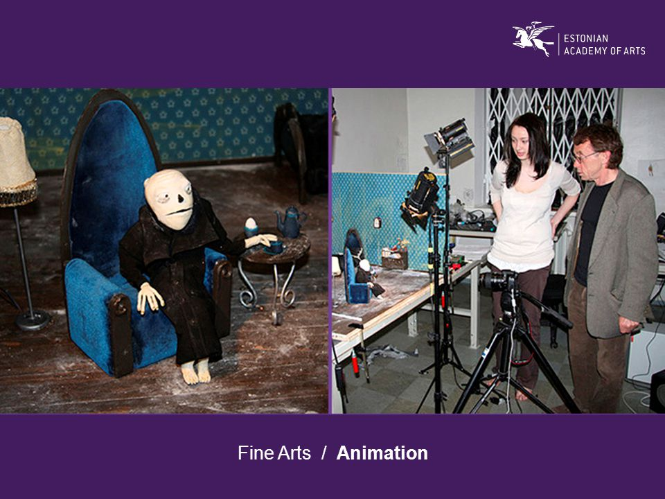 Fine Arts / Animation