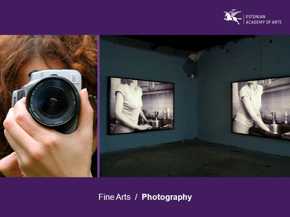 Fine Arts / Photography