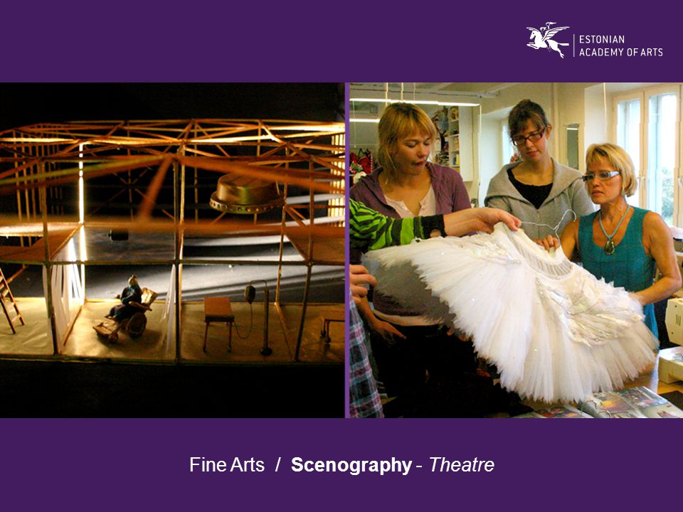 Fine Arts / Scenography - Theatre