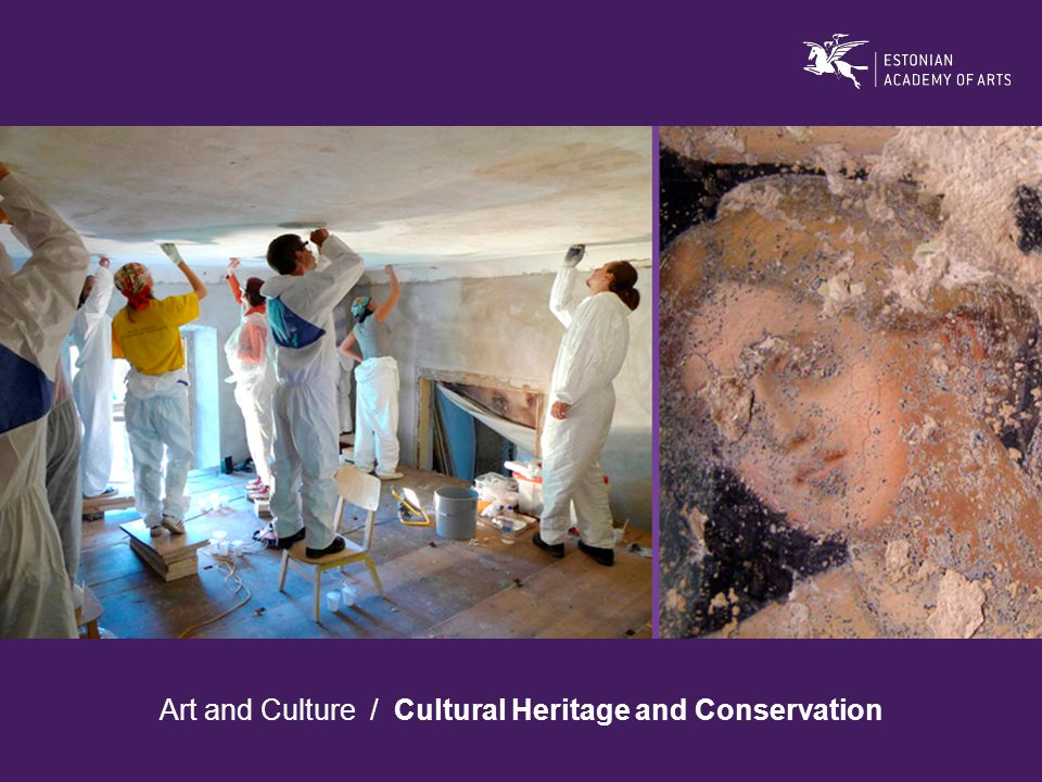 Art and Culture / Cultural Heritage and Conservation