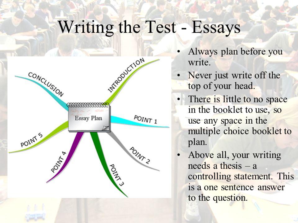 multiple essay