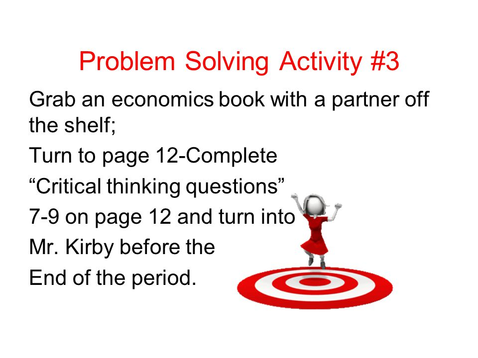 Discussing Economics  A Classroom Guide To Preparing Discussion