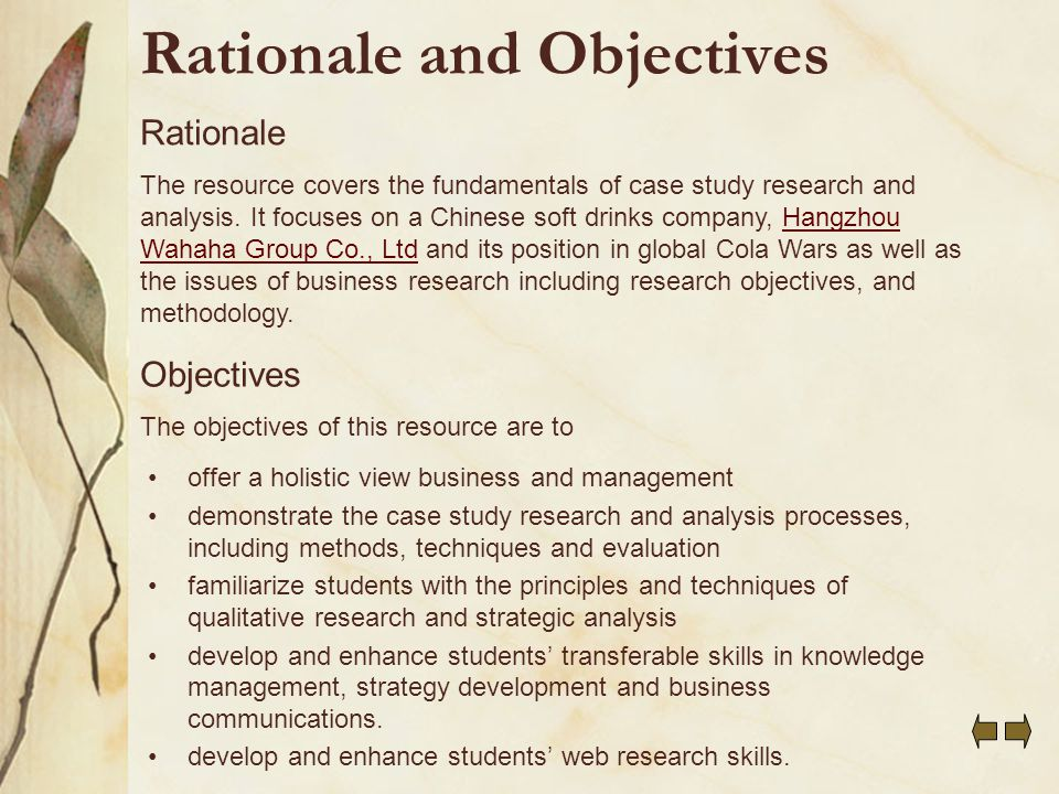 what is the objective of a research paper Educational objectives research papers discuss how objectives help to focus the lesson, provide learning goals for students, and help teachers form a basis for evaluation.