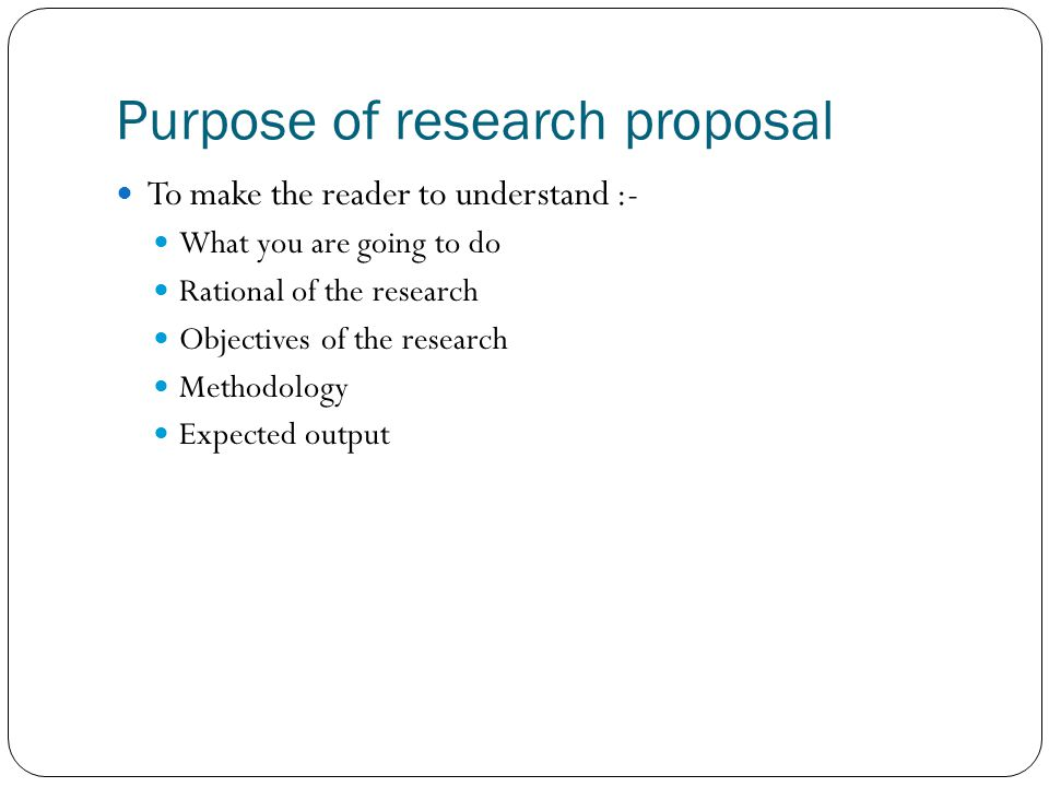 How To Write Phd Proposal