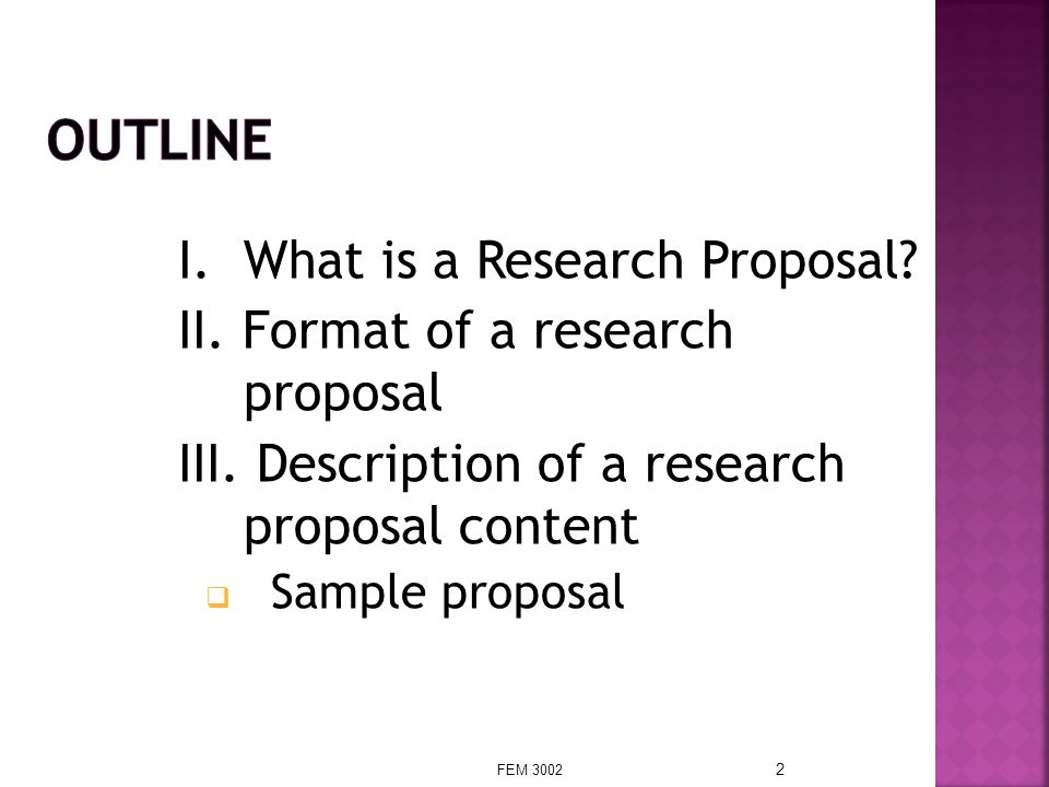 Market Research Proposal Sample  Best And Reasonably Priced Writing Aid