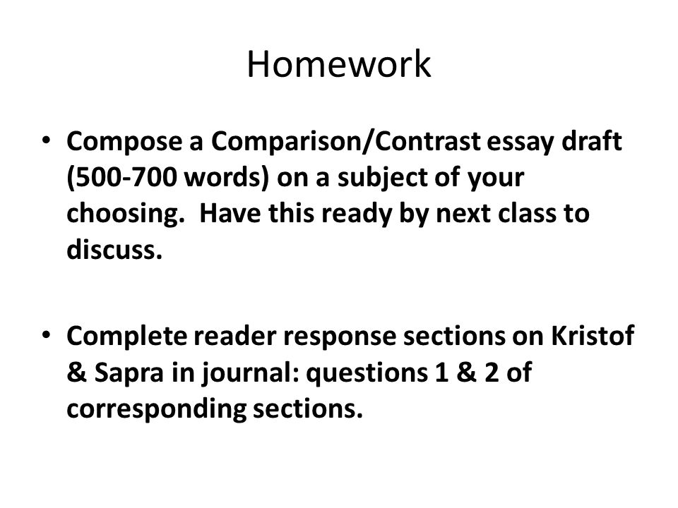 compare and contrast essay ready Here is the list of top 30 powerful compare and contrast essay topics for buy compare-contrast essay from essay round the clock if you are ready to.