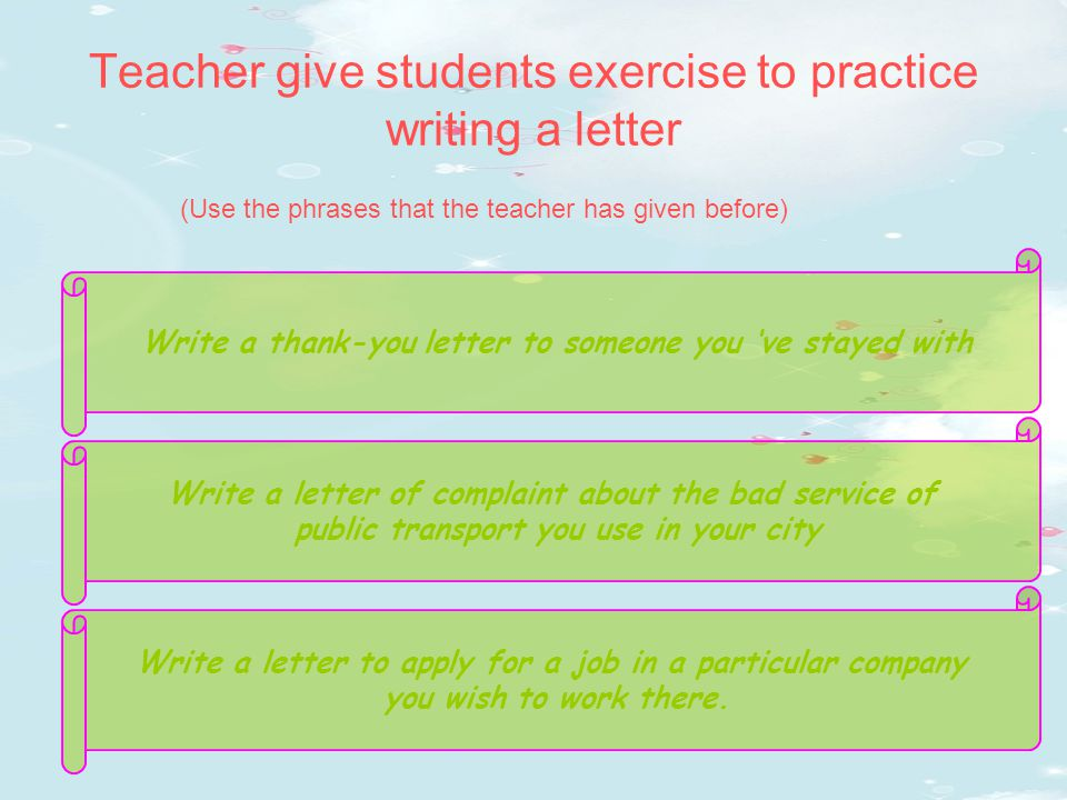 How to Write an Appreciation Letter - WriteExpress