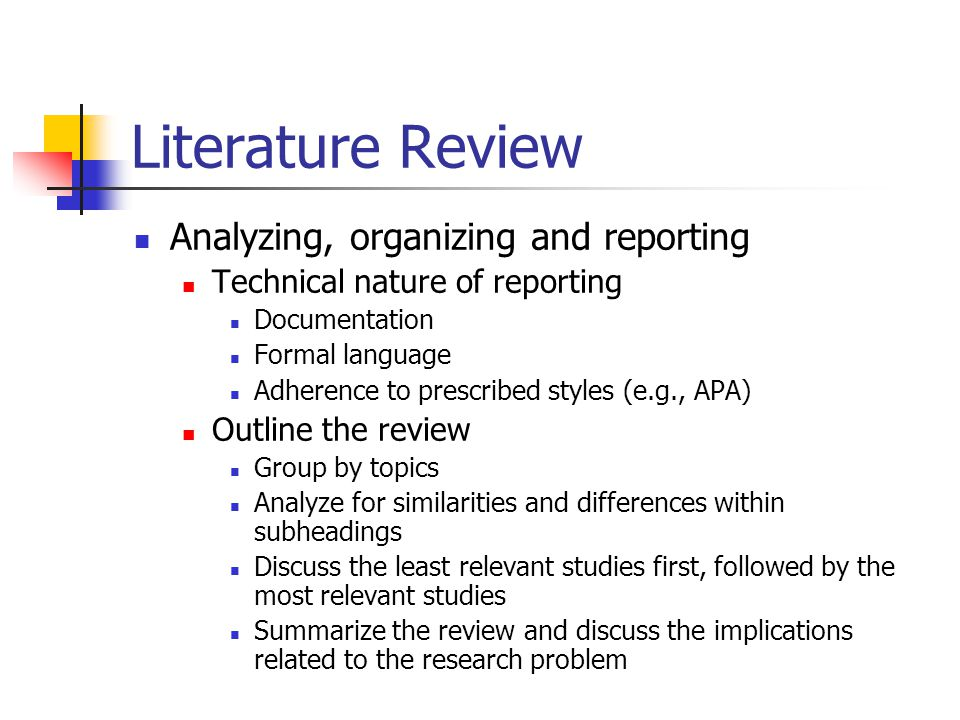 Literature review example for thesis        original papers Template net