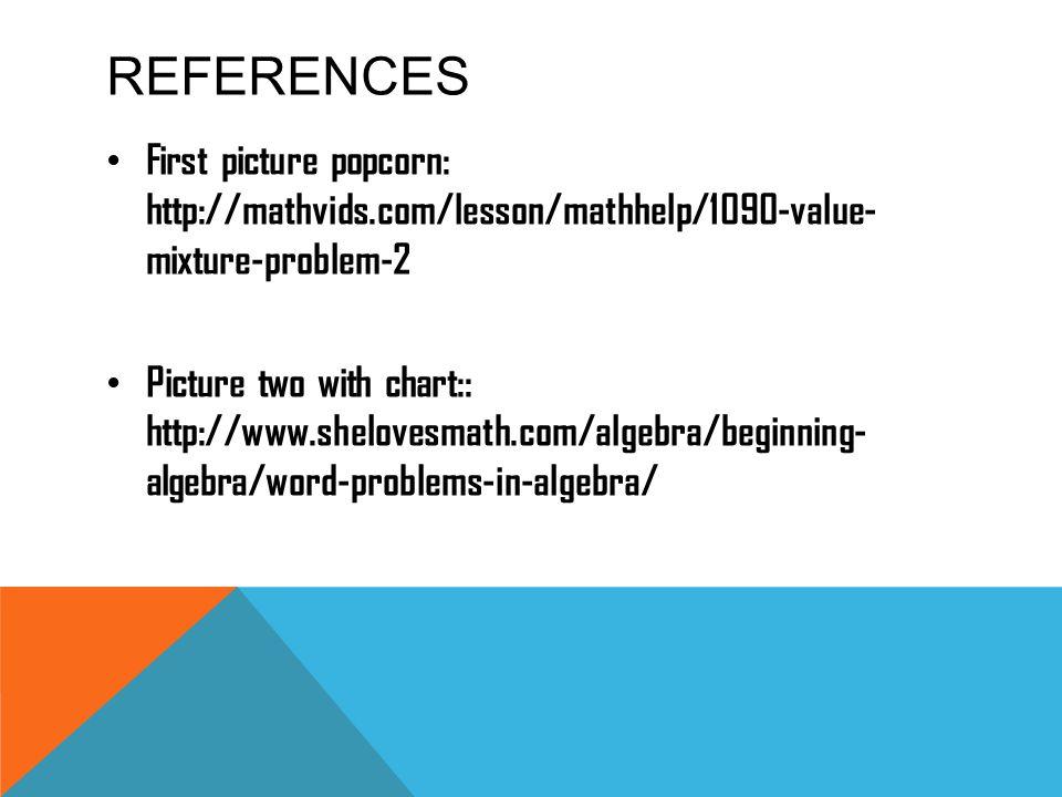 Problem Solving Algebra aprita – Mixture Problems Worksheet