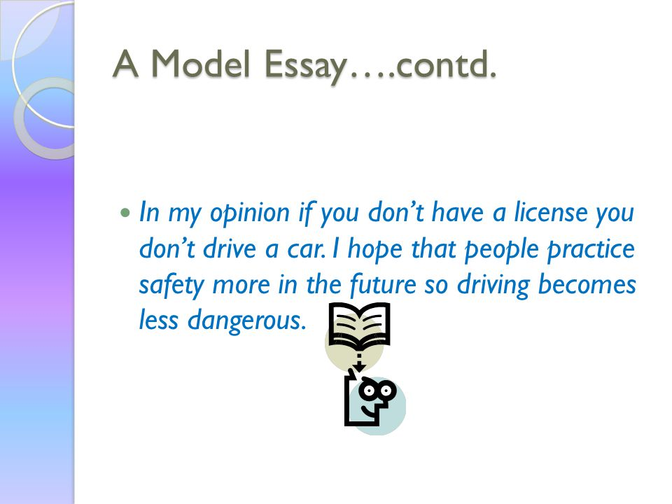 an essay about reckless driving