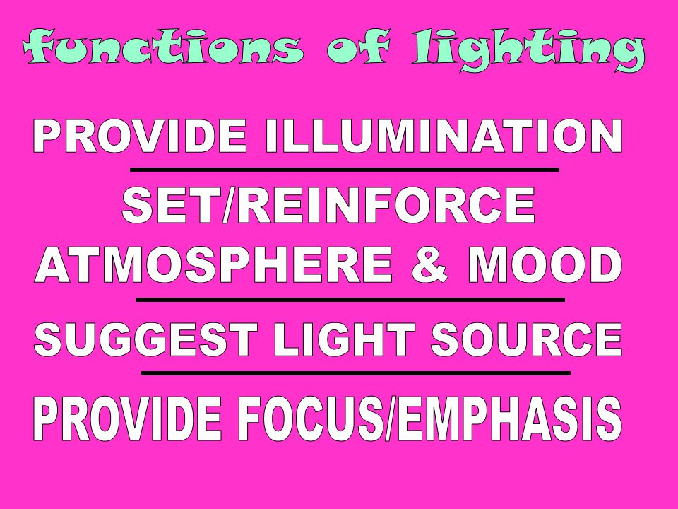 5 GRID u2013 layout of u201cplugsu201d DIMMER RACK u2013 TOWER OF POWER CONTROL PANEL u2013 where all the magic happens  sc 1 st  SlidePlayer & PROCESS OF LIGHTING DESIGN FUNCTIONS OF LIGHTING PARTS OF A ... azcodes.com