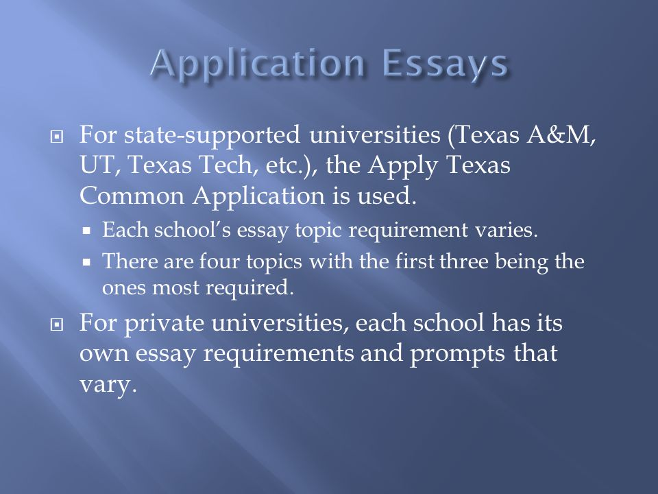 texas ela essay Browse over 140 educational resources created by the bespoke ela classroom in the official texas , illinois, and new and essay writing-- and she enjoys the.