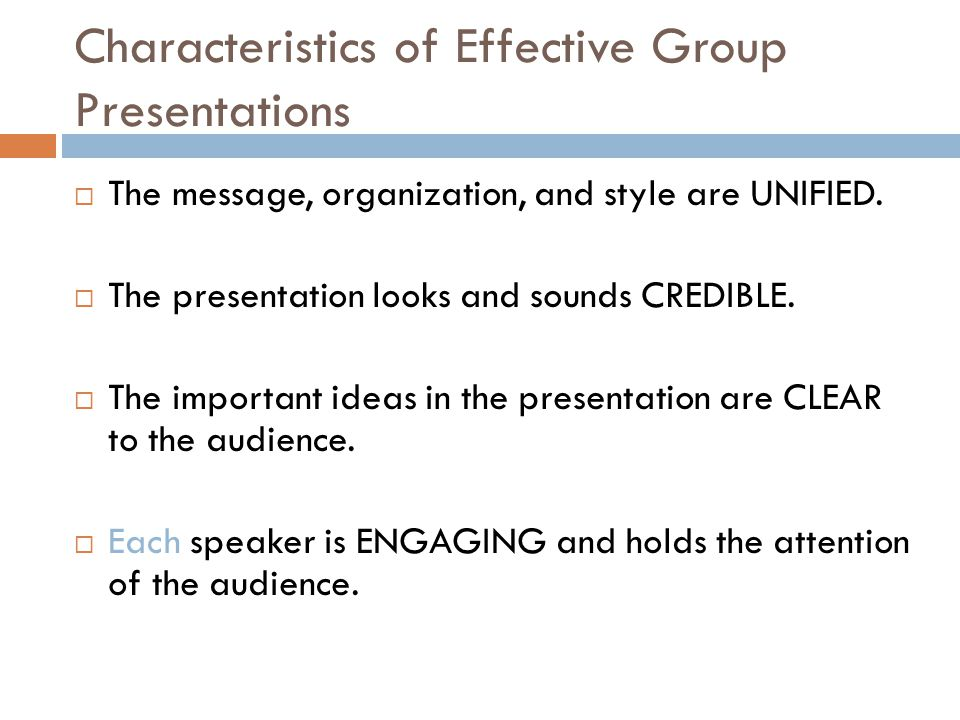 the characteristics of an effective speaker So before you utter another word to another person, memorize this list of the 8 key elements of highly effective speech and if we don't trust the speaker.