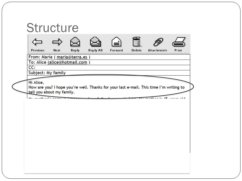 Nb an informal read the following ppt download 3 structure altavistaventures Image collections