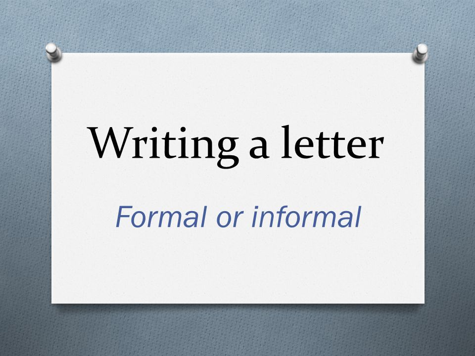 How to write an application letter 3 paragraphs