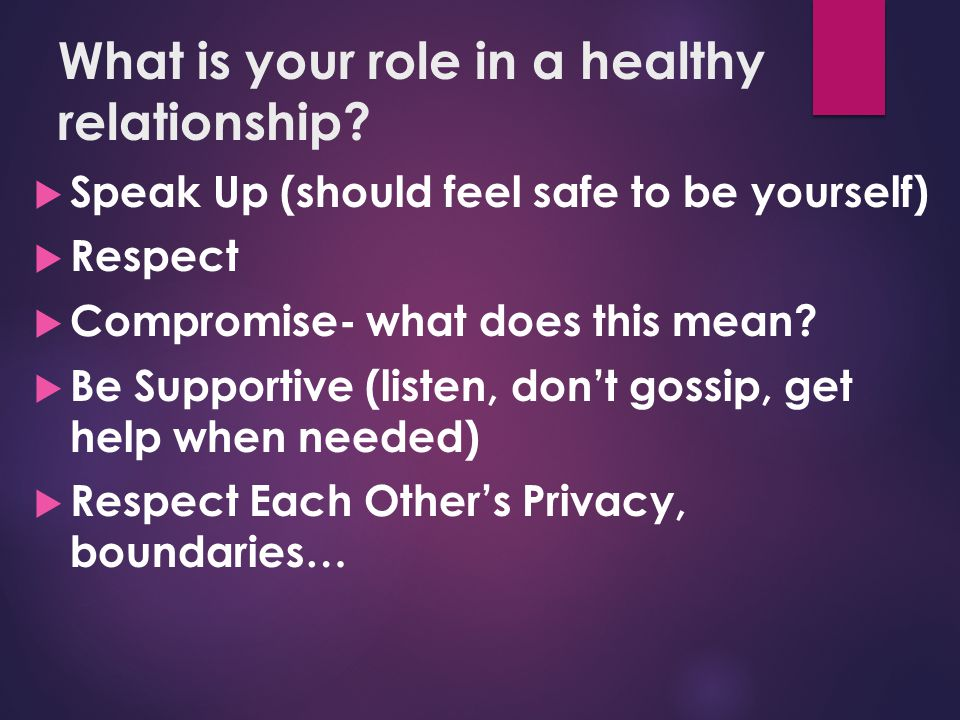 In Compromise A Relationship Does It Mean What To