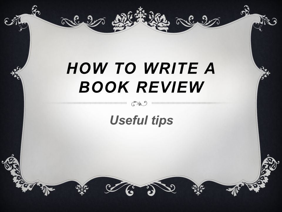 guidelines for writing a book