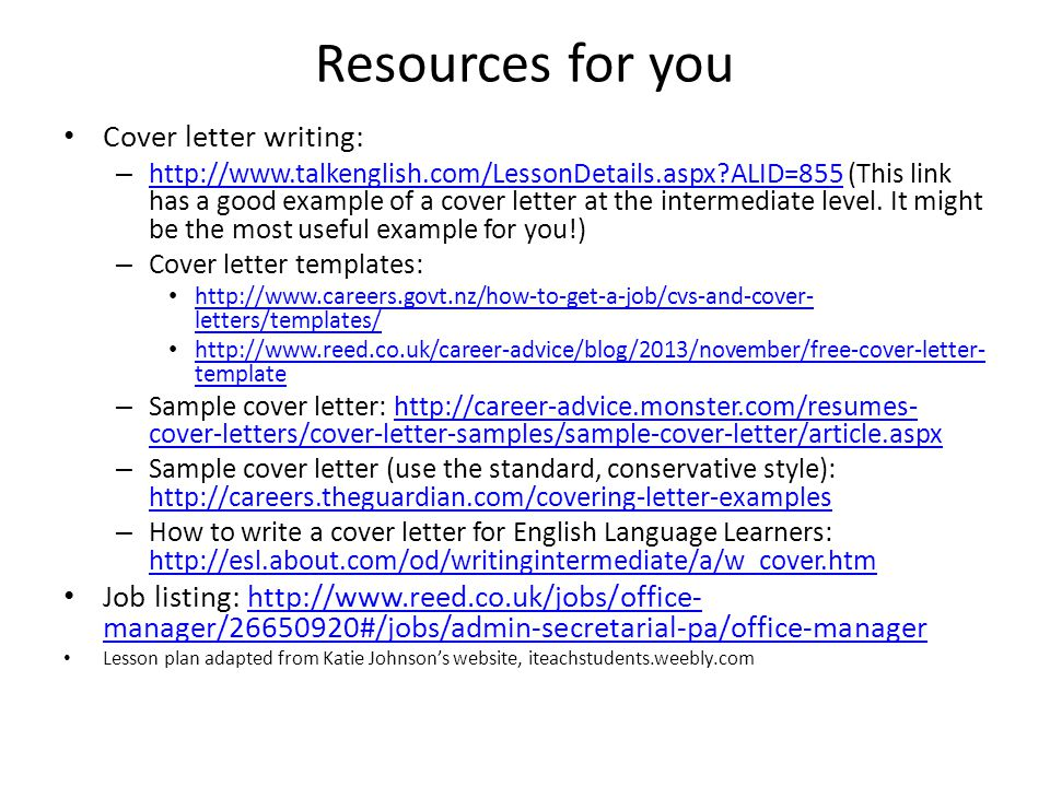 How to write a cover letter before we begin we will talk about how resources for you cover letter writing httptalkenglish spiritdancerdesigns Choice Image