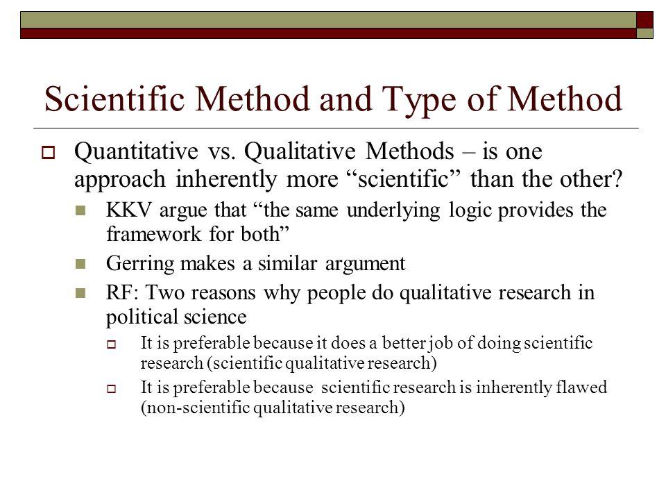 scientific method definition