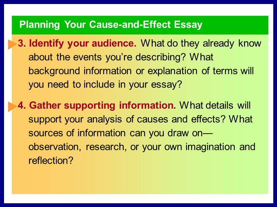 illustrate to audiences essay Essay writing tips and advice from on how to start an illustration essay understanding for your readers and make it relatable for your audience.