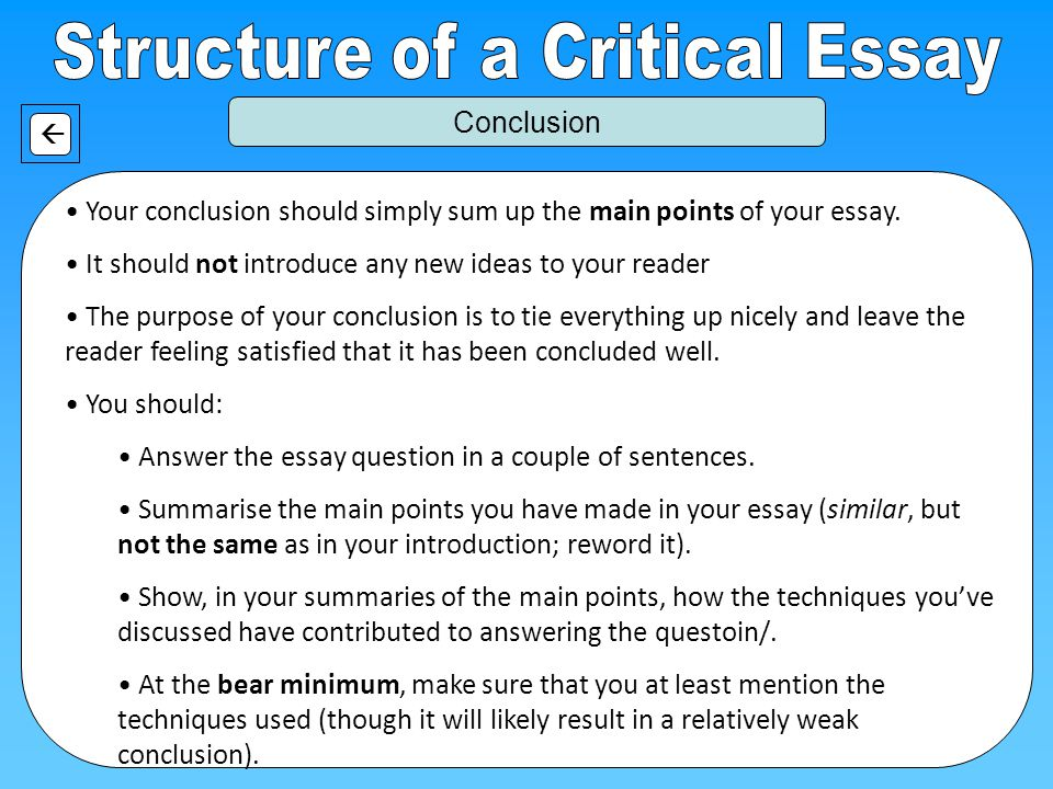 english essay writing structure Visual guide to essay writing shows you excellently how to how effective structure supports reasoned argument in lakshmi krishnan is head of the english.