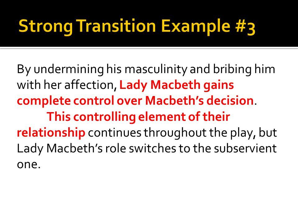 macbeth attitude changes essay