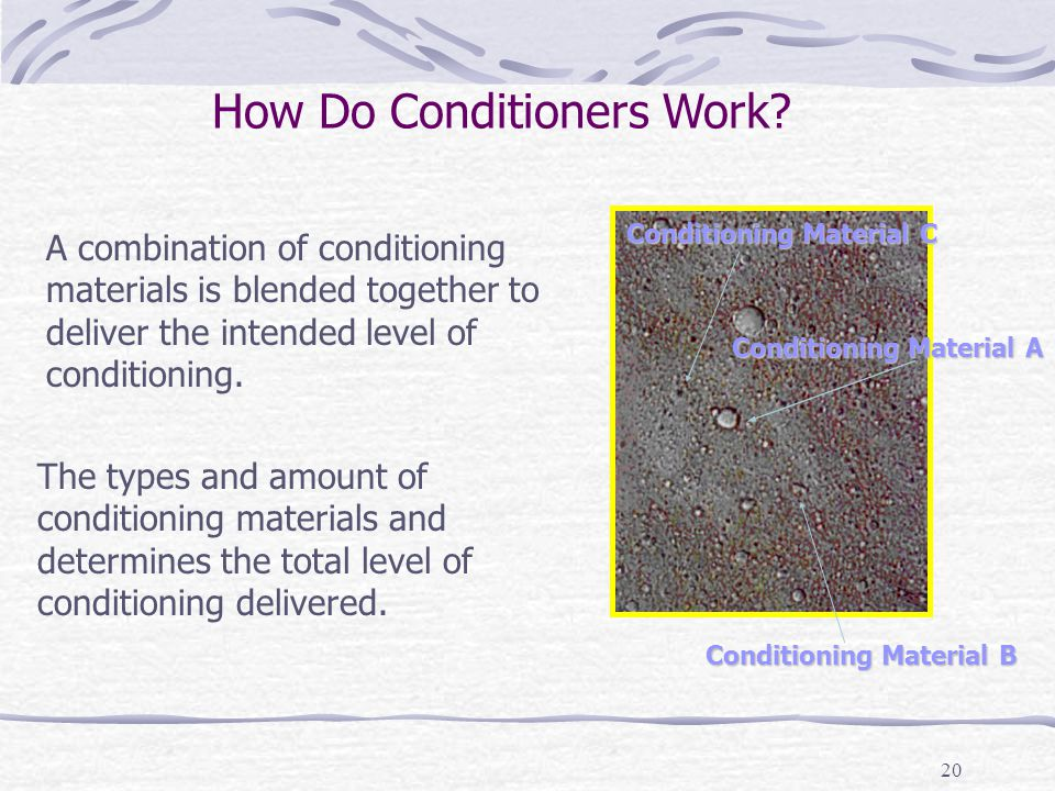 20 How Do Conditioners Work.