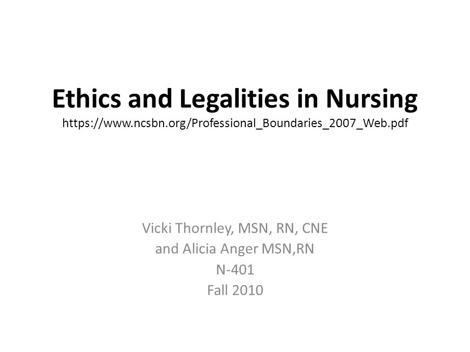 professional ethics and nursing 1 representing nursing professional ethics presented to the american society for bioethics and humanities october 2012, washington, dc thomas lawrence long, associate professor-in-residence school of nursing, university of connecticut the analysis of cultural representations.