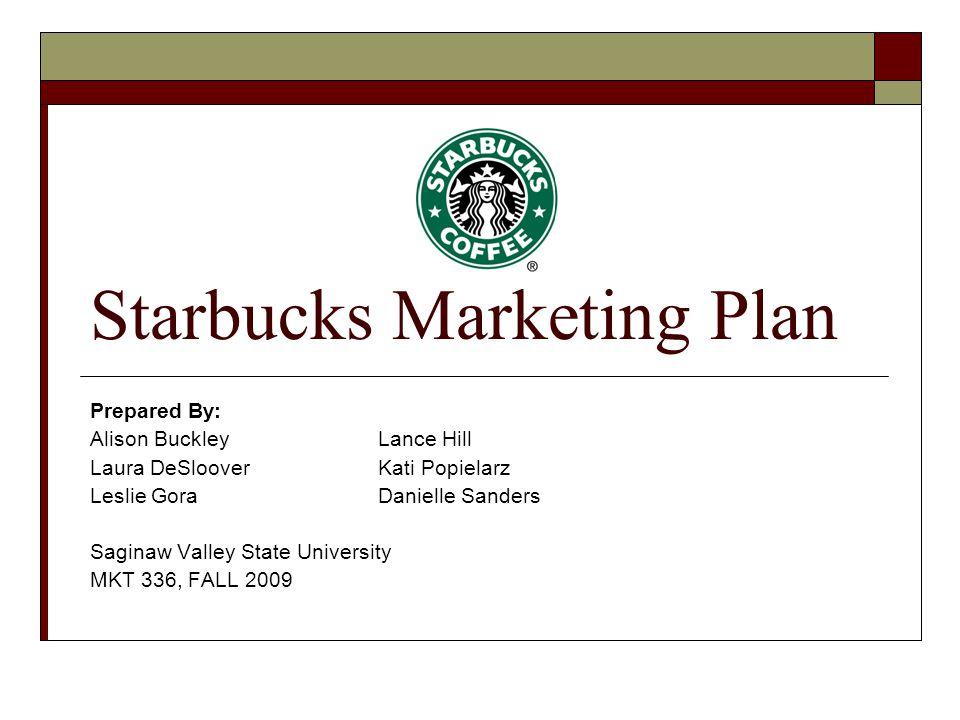 Master thesis marketing plan