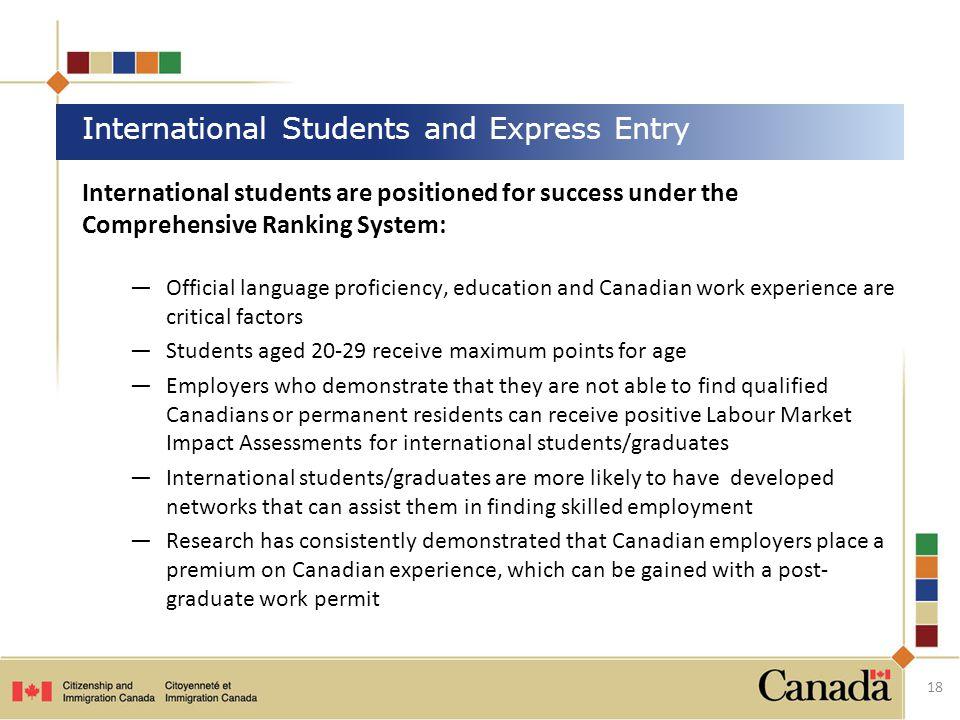 International Student Program Update BCCIE Summer Seminar June Ppt - International language ranking