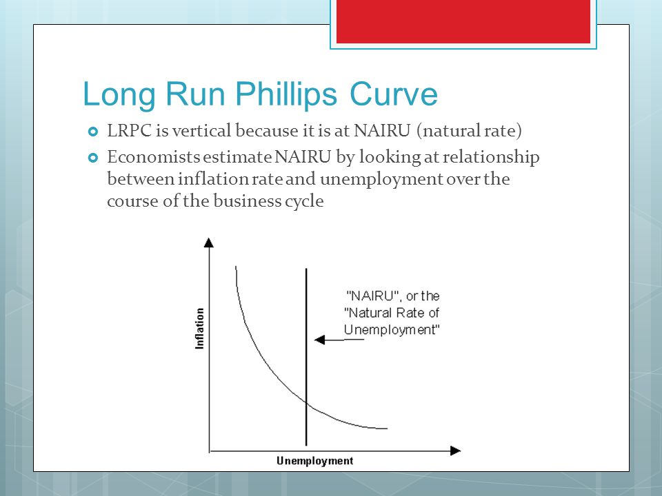 relationship between short term unemployment and inflation Next month marks 59 years since economist william phillips found a relationship between unemployment and inflation the opposite is true when unemployment is high.