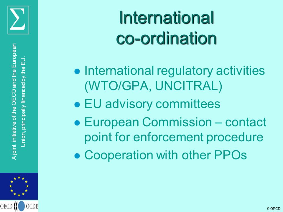 © OECD A joint initiative of the OECD and the European Union, principally financed by the EU.